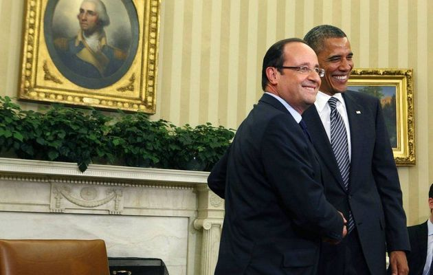 Obama salue l'engagement de la France et s'exprimera mardi