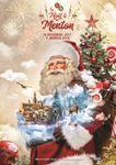 Le Père Noël est de retour à Menton Du 9 décembre 2017 au 7 janvier 2018