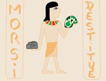 Morsi destitué