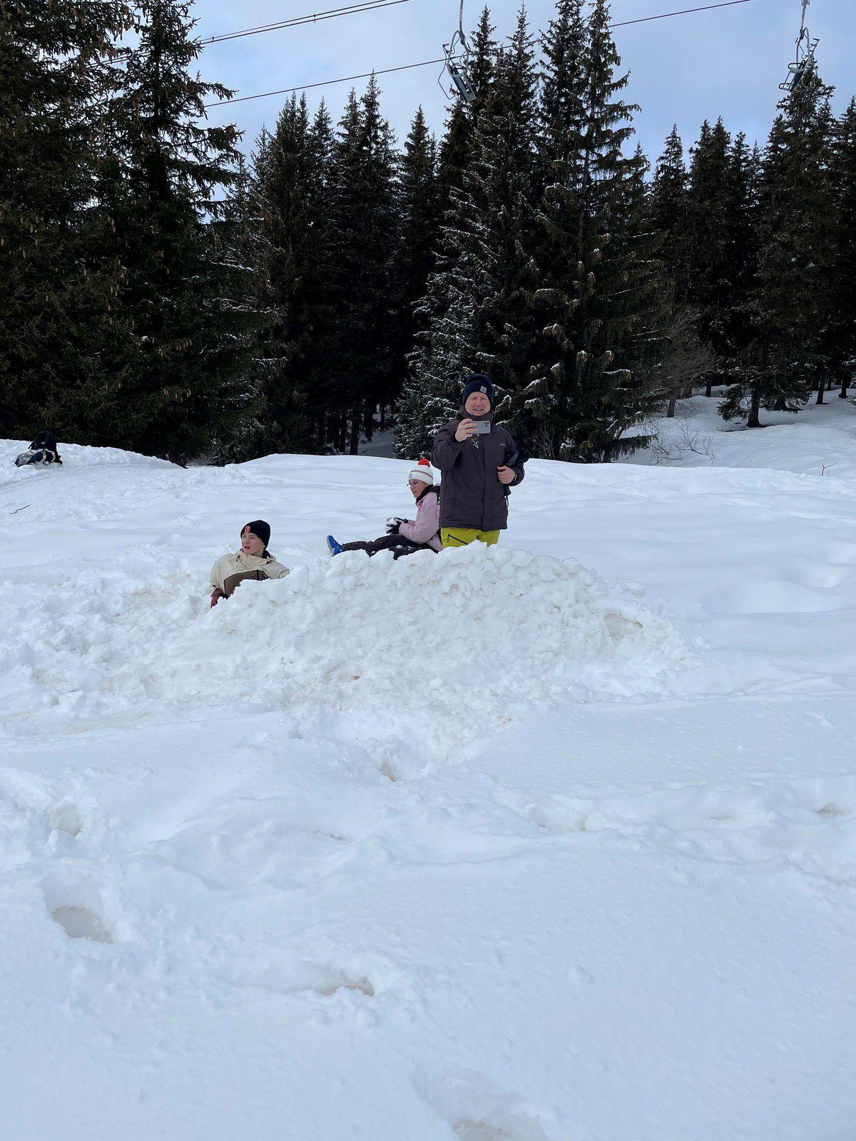 La montagne sans le ski: savoir apprécier