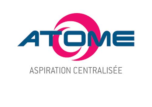 Atomefrance.fr  spécialiste Agrée Aspriation centralisée France
