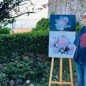 Ce passionné de fleurs crée une rose en hommage à sa ville de cœur - Edition du soir Ouest-France - 23/04/2021