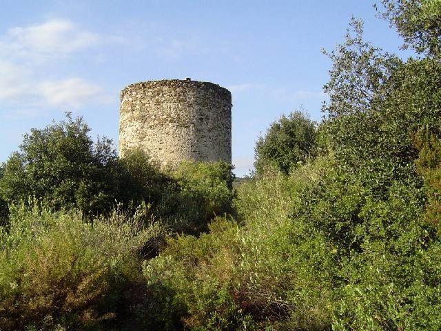 Diaporama château et tour de Castelnou