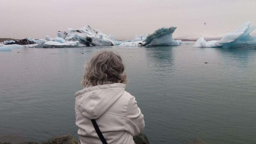 La Laguna di Jökulsárlón e Diamond beach (Islanda)
