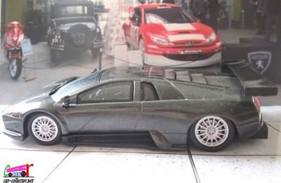 LAMBORGHINI MURCIELAGO R-GT 2003 HIGH SPEED 1/43