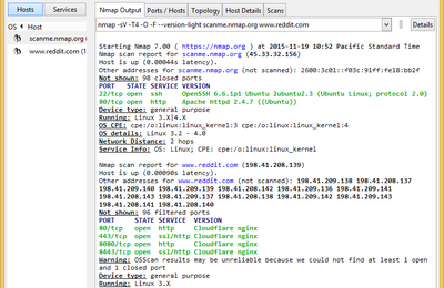 How To Use The NMAP Security Scanner On Linux