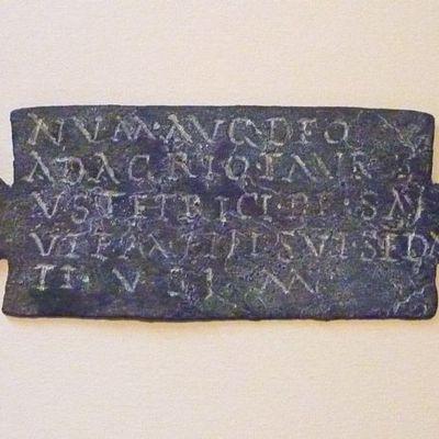 Conférence sur la religion à l'époque gallo-romaine