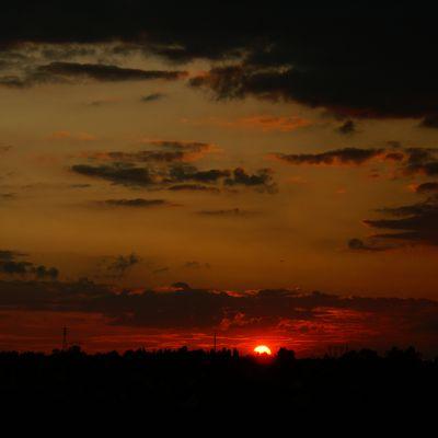 7ème coucher de soleil