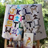 Temecula Quilt Company: Little Letters - Getting Ready For School
