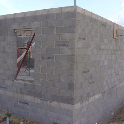 Photos Elévation des murs