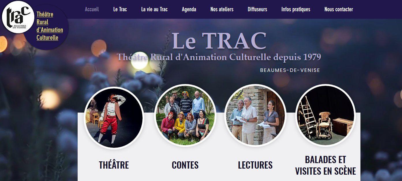 Nouveau site du TRAC pour suivre nos actualités