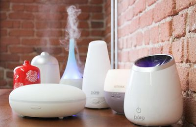 The Different Types of Essential Oil Diffusers