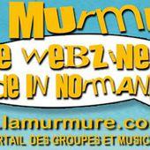 la murmure Webzine et portails des groupes et musiciens de Normandie
