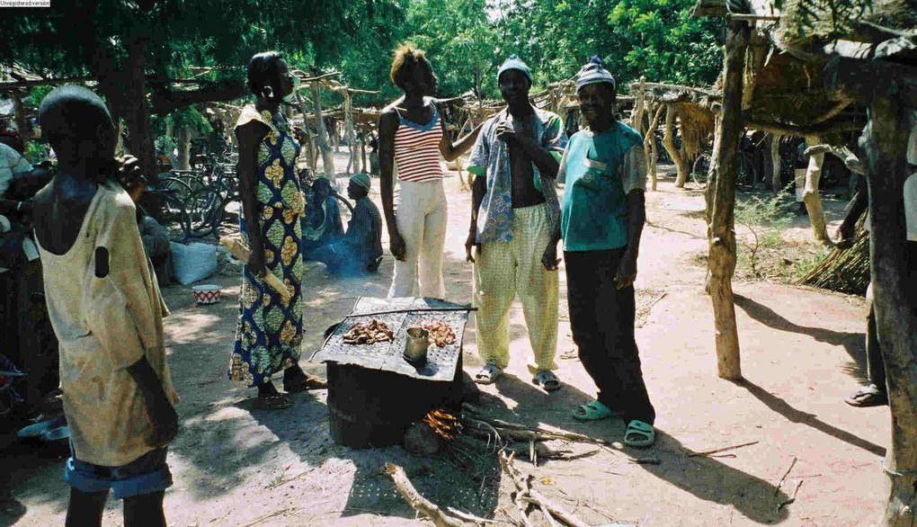 Quelques photos du Burkina
