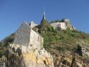 Après 3 h 30 de traversée, nous sommes au pied du Géant, que nous avons la chance de découvrir sous plusieurs angles.