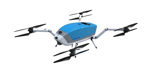 drones propulsion hybride korean air