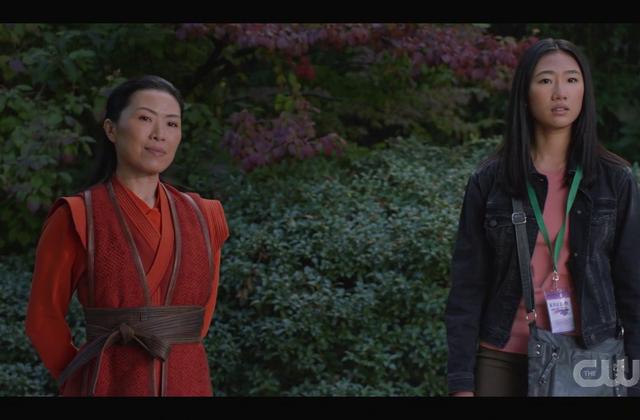 Critiques Séries : Kung Fu (2021). Saison 1. Pilot.