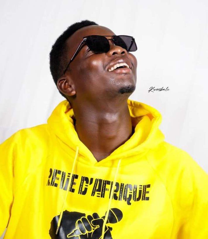 Culture: MK MAX, espoir de la musique tchadienne en tournée nationale
