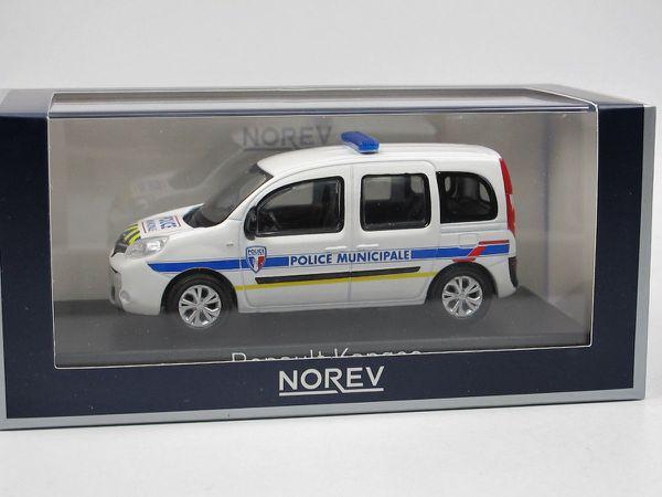"""Kangoo 2013 Police municipale (photos boutique  """"modellautos-budig"""" sur Ebay)"""