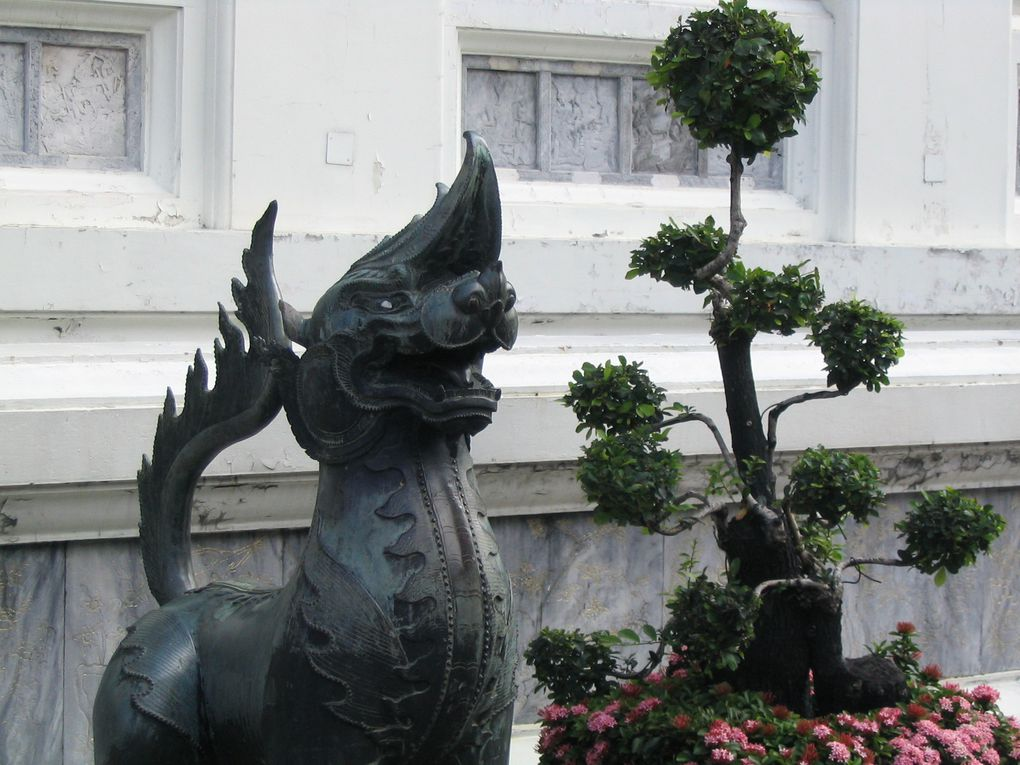 Thaïlande ~ Etape 6 ~ Bangkok