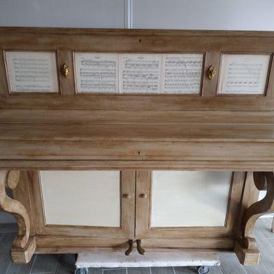 PATINE PIANO