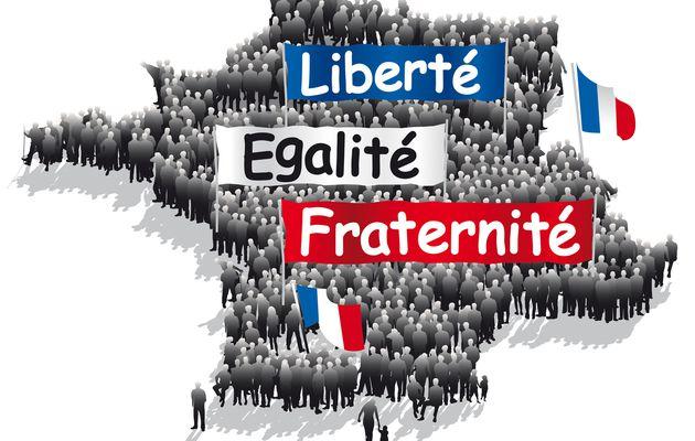 14 juillet : Fête nationale, Liberté, Egalité, Fraternité