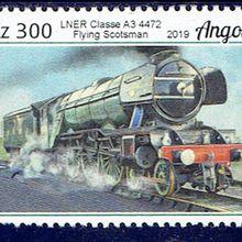 La locomotive LNER Class A3 4472