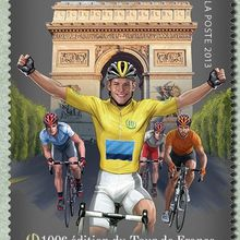 Le tour de France en collection
