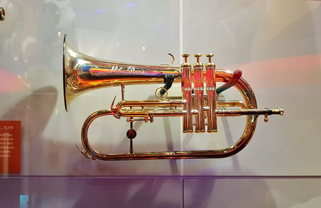 Diaporama : Grammy Museum Iconic Instruments
