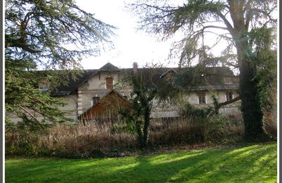 Entre Berry et Touraine.Chateau de Chaillou.5