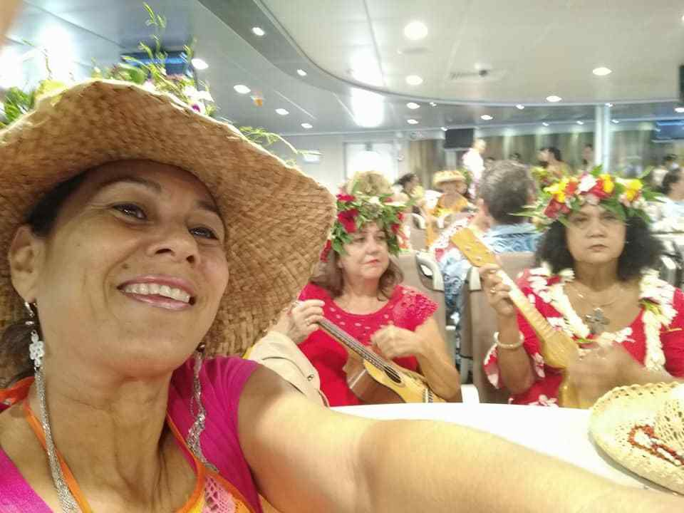 Participation au record du monde de Ukulele. The Ukulele world record