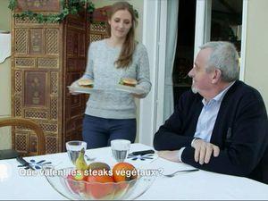 Notre recette de steaks végétaux dans l'émission C'est au programme sur France 2