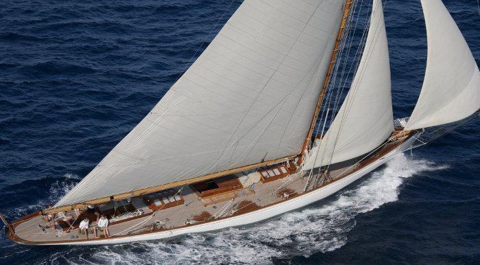 40 yachts de tradition attendus à Porquerolles du 8 au 11 juin!