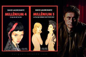 Millénium #4 et #5, de David Lagercrantz