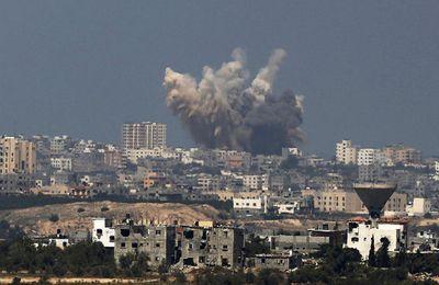 GAZA DOIT PLEURER DES LARMES DE SANG