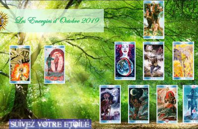 Energies d'Octobre 2019