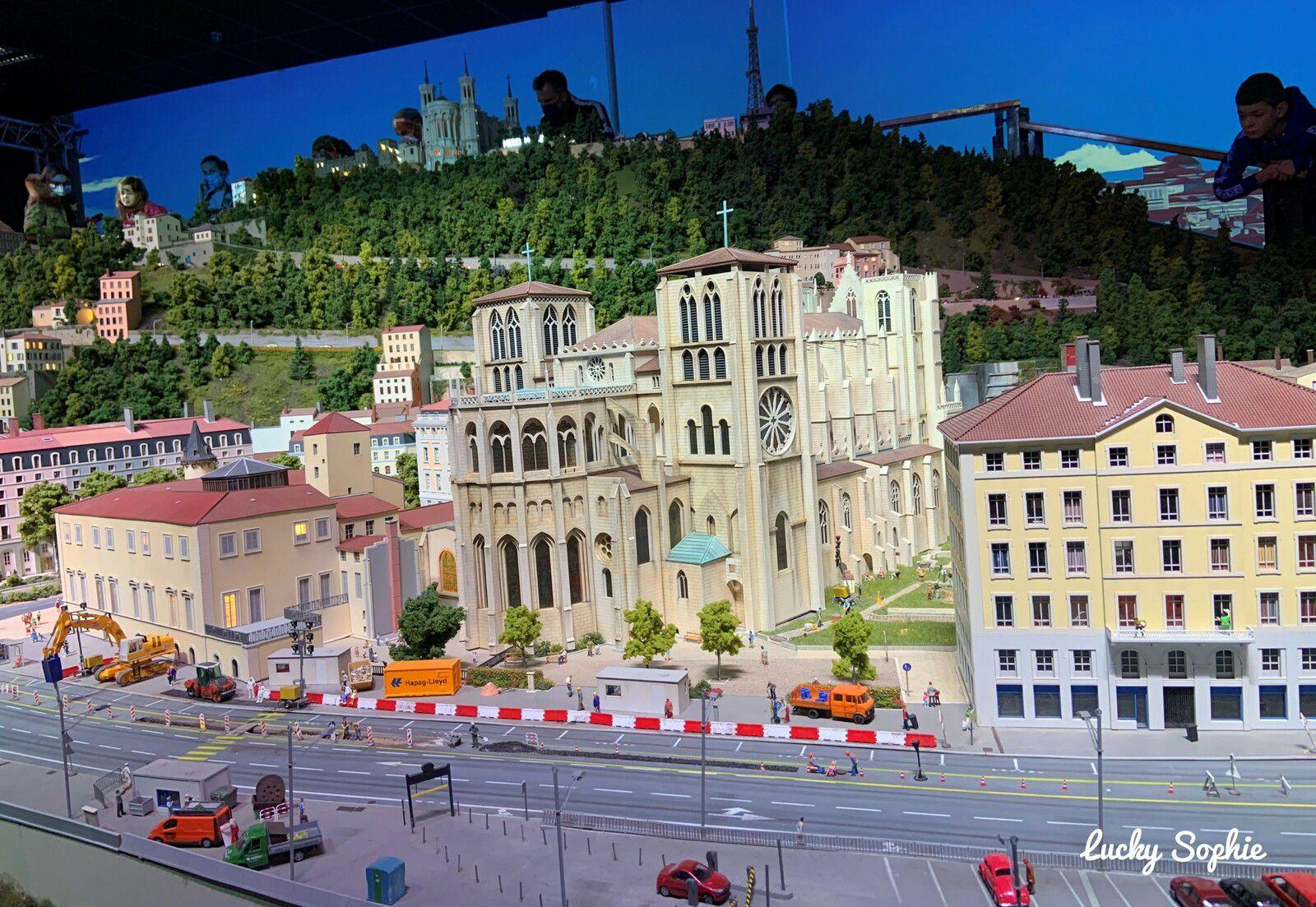 Visiter Lyon en miniature à Mini World