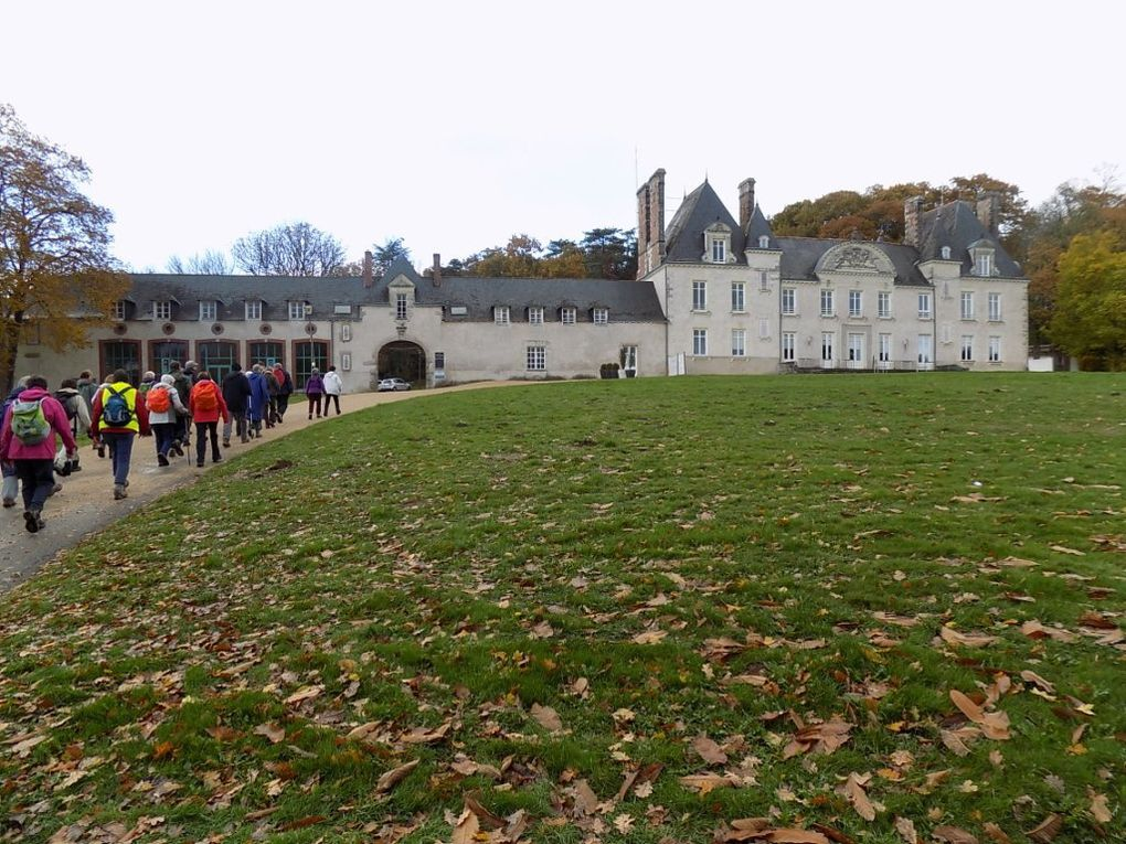 "Rando des ""12 km"" à Saint Herblain - Sautron"
