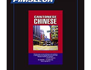 Pimsleur Chinese Cantonese