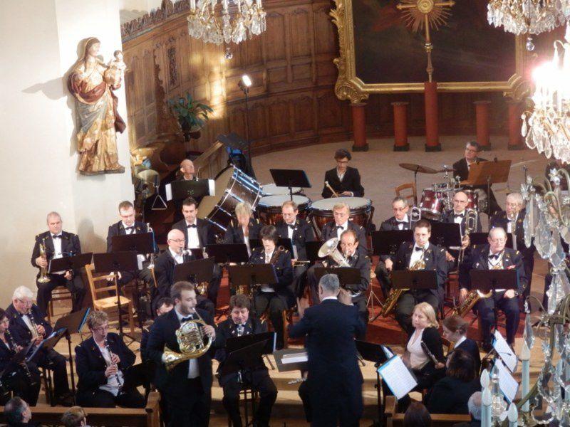 L'Orphéon de Mulhouse et les Celtic Ried's Pipers en Concert à Meyenheim