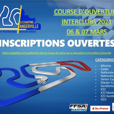 INTERCLUBS 2021