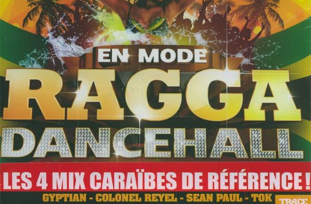 [DANCEHALL]VA-EN MODE RAGGA DANCEHALL-4cd-2011