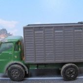 CAMION DODGE CATTLE TRUCK BETAILLERE MATCHBOX - car-collector.net