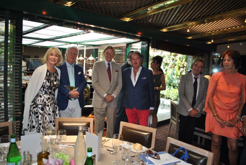 Gonzague Saint Bris par le Club des Leaders Monaco