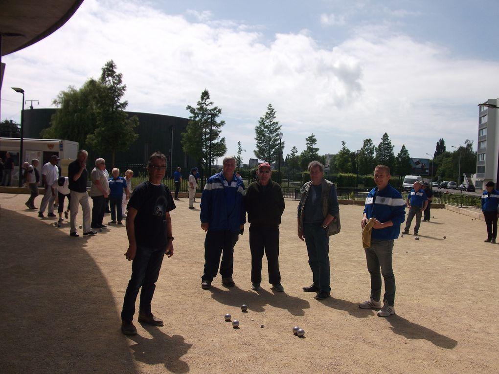 Inauguration du boulodrome samedi 18 juin 2016
