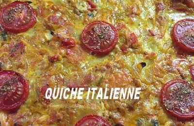 QUICHE ITALIENNE