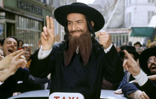 """Cinéma : Pierre Richard et """"Rabbi Jacob"""" chez les Ch'tis"""