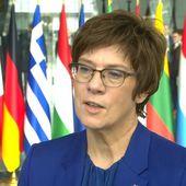 La ministre allemande de la Défense s'attire les foudres de la Russie pour ses propos sur la dissuasion nucléaire