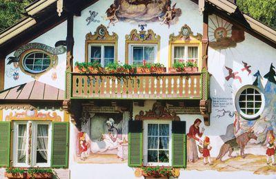 Oberammergau Allemagne