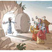 Humour Pâques: Si le Christ réssuscitait aujourd'hui? - Doc de Haguenau